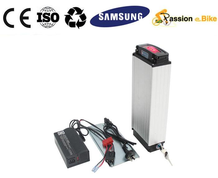 Батарея для электровелосипеда 48V 26.1ah bicicleta Samsung 18650 29E