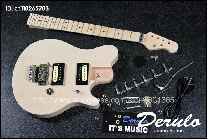 Bolt on Guitar Kit Diy Electric Guitar Kit
