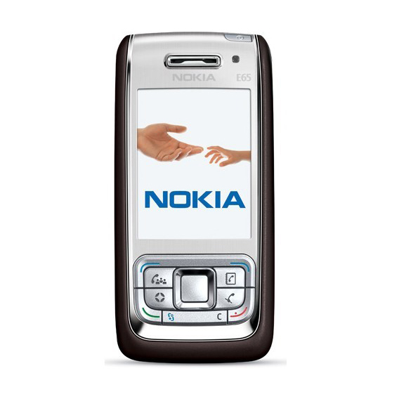 E65 Nokia E65 mobile phone Original Unlocked E65 refurbished cell phone Free shipping(China (Mainland))