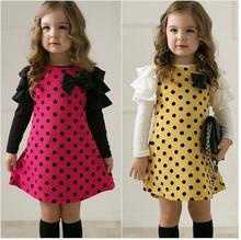 wholesale spring dresses kids