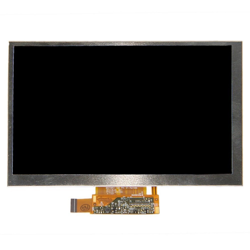 "For Lenovo 7"" IdeaPad A2107 IdeaTab A2107A New LCD Display Panel Screen Monitor Replacement 100% Test Before Free Shipping(China (Mainland))"