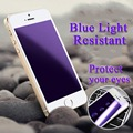 Blue Light Resistant Tempered Glass Film For iPhone 5 6 Screen Protector 6S Glass Protection For