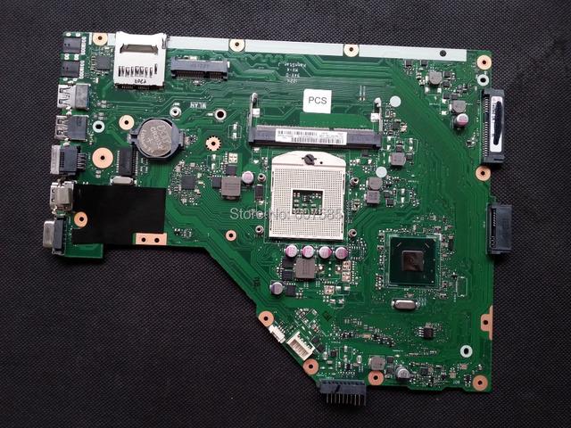 Для ASUS X55A REV: 2.1 Ноутбук Материнских Плат Материнская Плата DDR3 Полностью Протестированы Хорошее Состояние