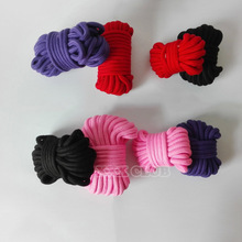 5M,10M sex toys rope provocative alternative supplies of cotton tied rope bondage comfortable sex bondage For Couples adult game