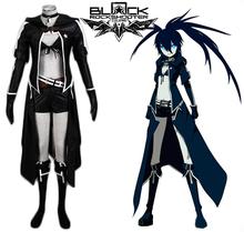 Vocaloid Insane Black Rock Shooter Uniform Anime Cosplay Costume