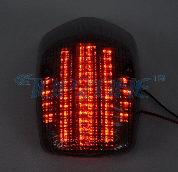 Smoked Lens Led Tail Light