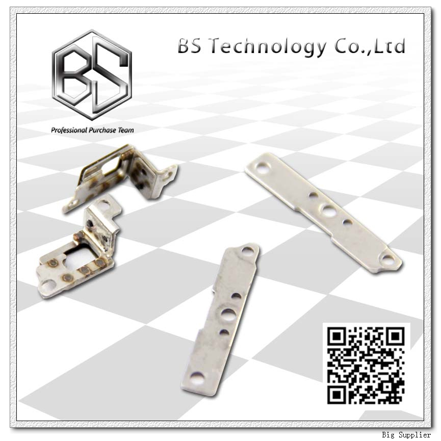 10pcs/lot Vibration Buckle and Volume Iron plate for iPhone 4 4G Wholesale