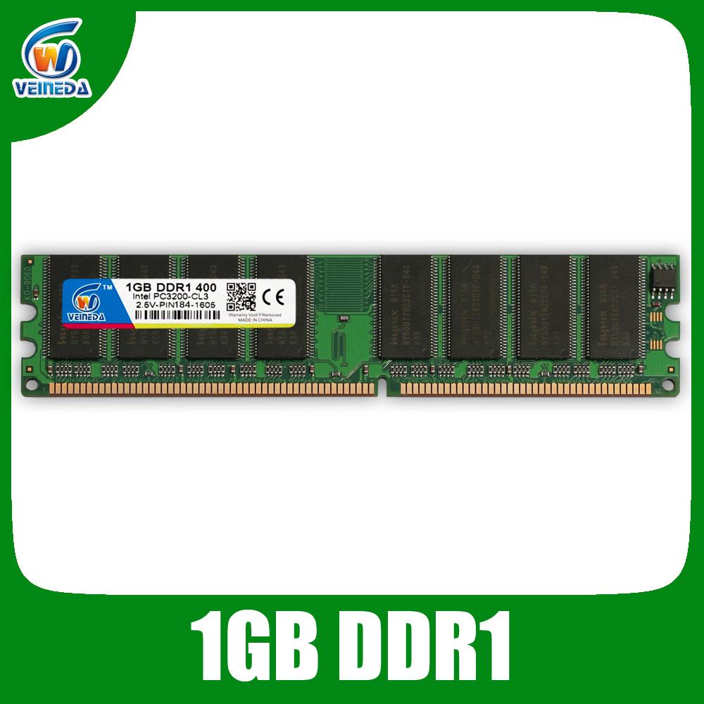 DDR1 2GB DDR333 Memory Ram for DDR PC2700 2 X1GB Desktop Memory Ram 184-pin Lifetime Warranty Free Shipping(China (Mainland))