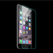 Dirt-resistant Screen protectors for Iphone 6 6S 6 Plus High Quality Tempered Glass Phone Screen Protector Hot Selling
