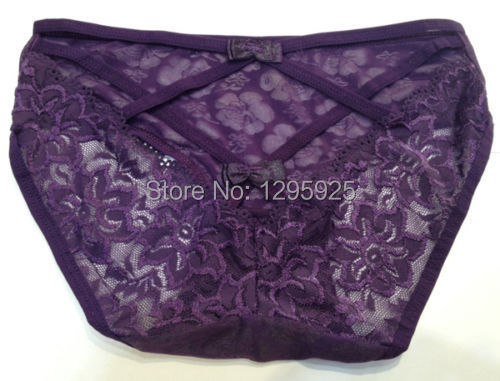 Women's Sexy Fashion Panties Briefs Knickers Lingerie Underwear ad