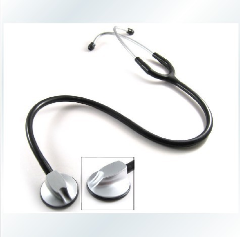 30% off Promotion supply for doctor Stethoscope stethoscope flat stethoscope household auscultate device gift(China (Mainland))