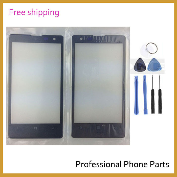 100% Genuine For Nokia lumia 1020 Front Glass Lens Out screen with Tool and Adhensive , Free shipping