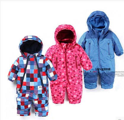 Гаджет  2014 new arrival baby rompers autumn and winter , baby boy girl windproof and waterproof coveralls, baby snowsuits, baby clothes None Детские товары