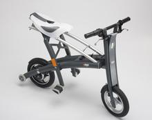 Italy igo lightweight portable rapid folding electric bicycle lithium battery(China (Mainland))