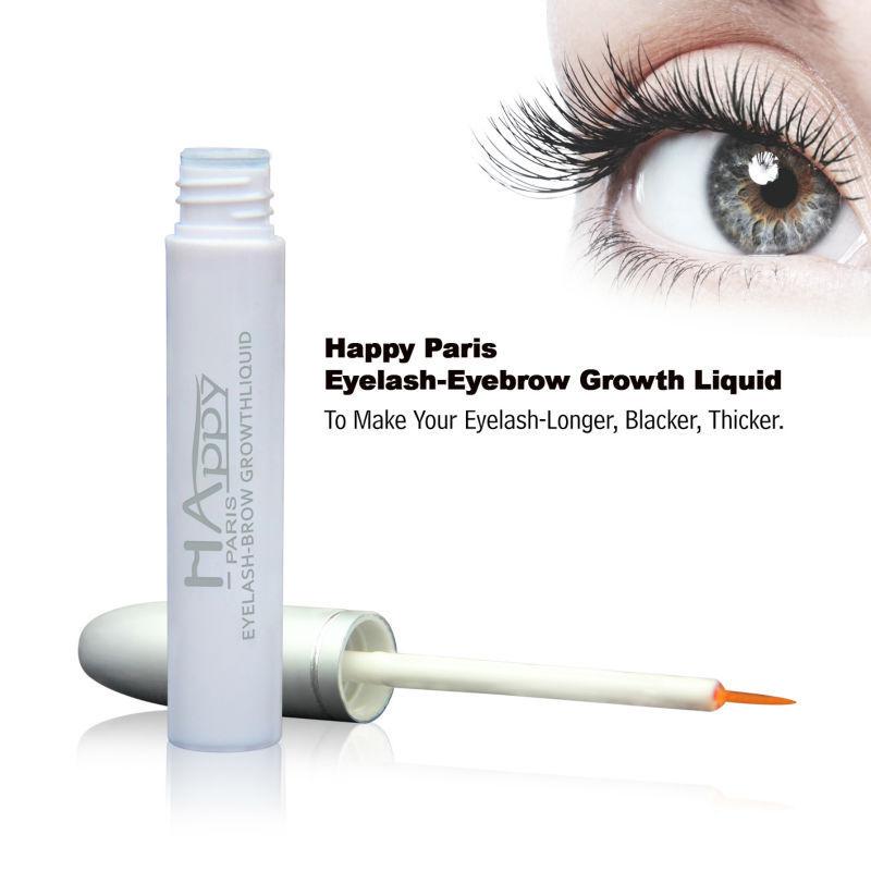 Prolash + curva alongamento Colossal Mascara / alimentação feliz Paris pestana crescimento líquido