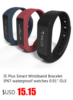 image for P1 Smartband Watches Blood Pressure Bluetooth Smart Bracelet Heart Rat