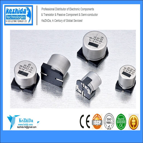 New RoHs Certifications China EEE-TG1E221UP Cap Aluminum Lytic 220uF 25V 20% (8 X 10.2mm) SMD 0.5 Ohm 197mA 2000h 125C T/R(China (Mainland))