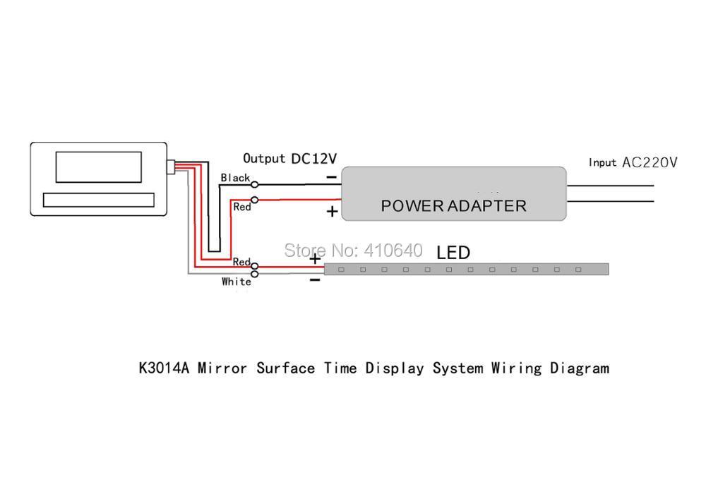K3014A wiring diagram