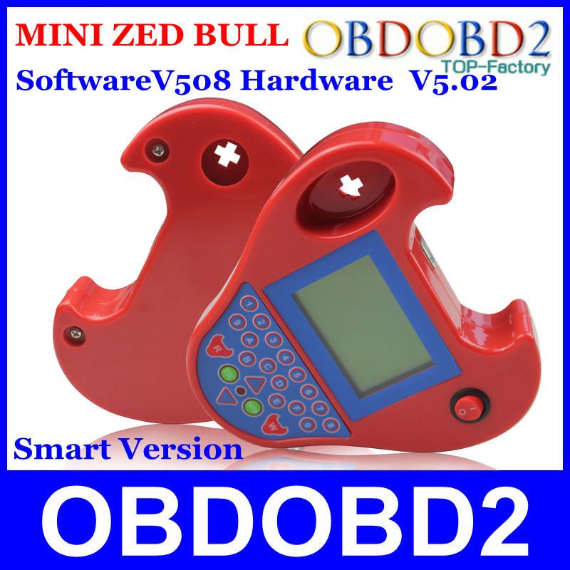 2015 Newly Super Smart MINI Zed Bull Auto Key Programmer Small Zed-Bull Transponder Key MINI ZEDBULL Multi-Language(China (Mainland))