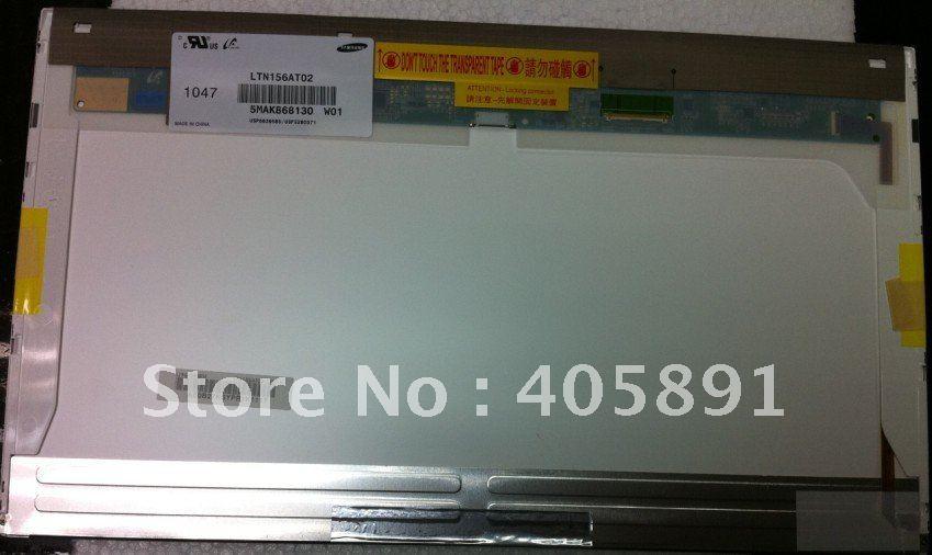 "Brand New and 15.6"" Laptop Screens LTN156AT05 LTN156AT02 LP156WH2 LP156WH4 LTN156AT32 LTN156AT24 LTN156AT17 B156XW02 B156XNT02(China (Mainland))"