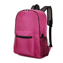New Rucksack Ultralight Folding Outdoor Portable Bag Travel Hiking Bag Nylon Waterproof Casual Backpack Day Packs Bike Bag(China (Mainland))