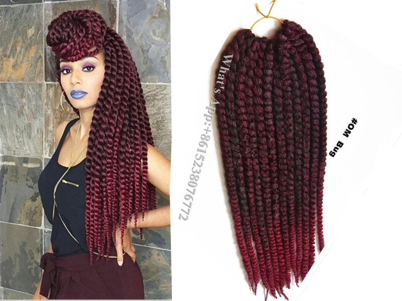 ... Crochet Braid Hair Havana Box Braiding Crochet Twist Hair Extension