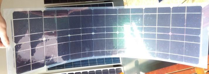 Solar 12v Flexible 50w/12v Flexible