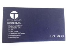 2015 New Titan Slimmer Herbal Vaporizer Dry Herb E Cigarette Kits Healthy E cigs Vaporizer Pen