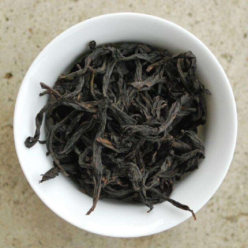 Coffee Flavor Wu Yi Rou Gui Dahongpao Da Hong Pao Oolong Tea 250g, Chinese Oolong Tea Big Red Robe, Da Hong