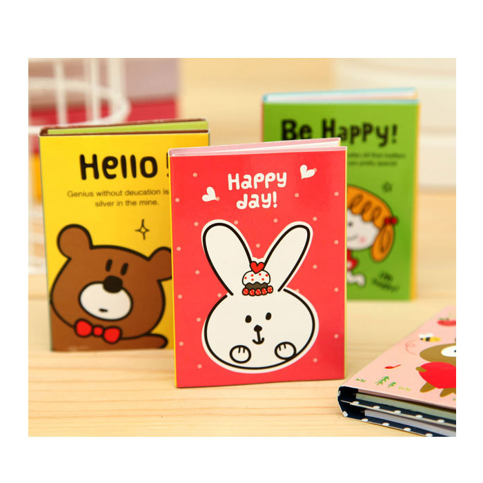 6 pcs/Lot Memo sticky note Post it notes stickers scrapbooking stationery office material School supplies<br><br>Aliexpress