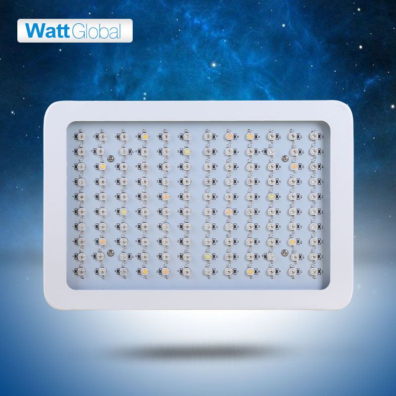 360W LED Grow Light 6 Band 120*3W LED Grow Light for Greenhouse Hydroponic System with 3 years warranty and free shipping(China (Mainland))