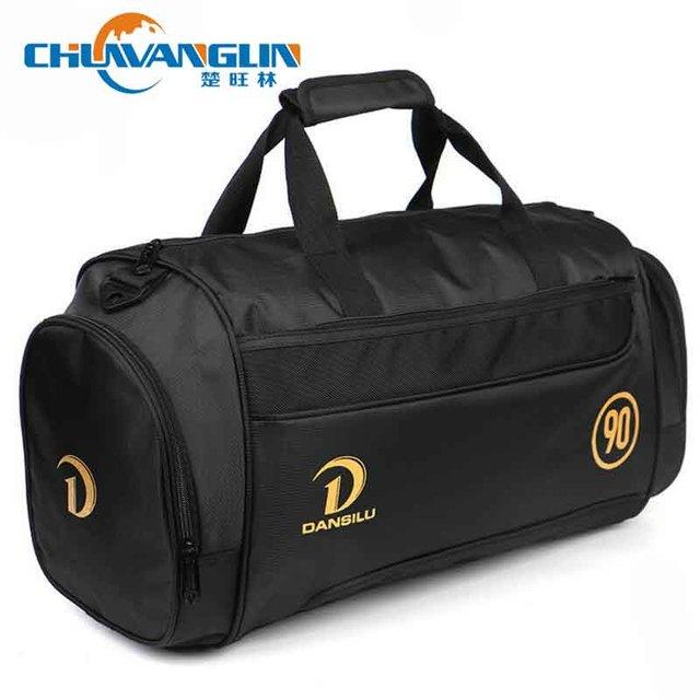 ZDD5135 Водонепроницаемый большой мешок нейлона багажа дорожные сумки спортивные ...