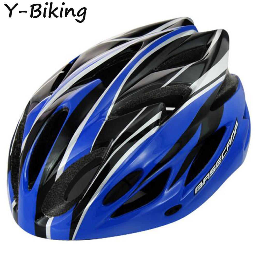 EPS Adults Bicycle Helmet MTB Bike Comfort Safety Outdoor Cycling Helmet with Visor Casco Bicicleta YB-BSK-16(China (Mainland))