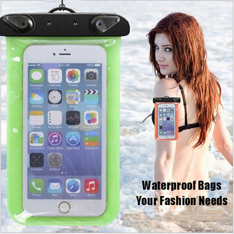 Hot Sale Mobile Phone Waterproof Pouch Bag Case Cover Underwater Touch Water Proof For Nokia 820 830 920 925 930 640 XL(China (Mainland))