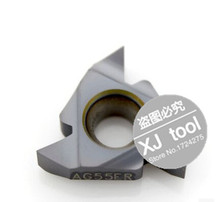 Buy Free 16ER AG55 Carbide Threading Inserts 55 Deg Internal Threading Tips,Indexable Inserts Threaded Lathe Holder SER for $21.26 in AliExpress store