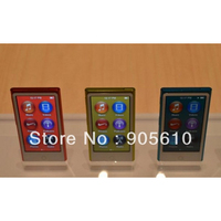2.0 inch 7th player 32GB mp3 Player with Touch Screen shakable FM Video Ebooker Game