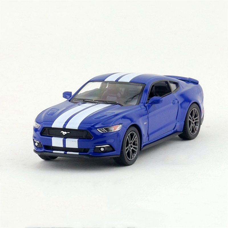 2015 Mustang streaks1/38 alloy models model car Sports car Diecast Metal Pull Back Car Toy For Gift Collection(China (Mainland))