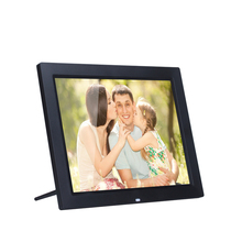 Digital Photo Frames Fashion 14'' Smart Home LED LCD Digital Movies MP3 Alarm Clock Photo Picture Frame with Remote Controller