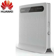 Unlocked Huewei B593s-601 LTE TDD 2300Mhz FDD 1800/2600Mhz 150Mbps Support 4G 3G 2G Network Wireless Gateway Router(China (Mainland))