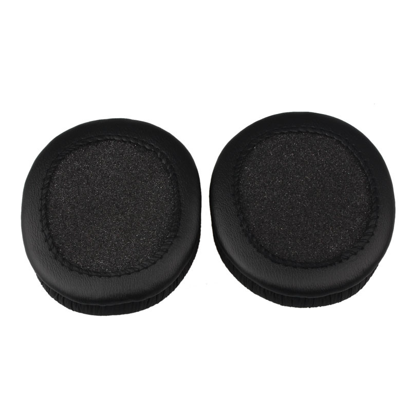 image for Soft Pu Leather Ear Cups ProfessionalEarphone Accessiories Replacement