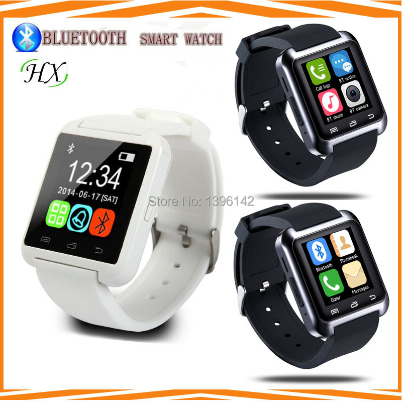 Hot sales! IOS/Android Bluetooth Smart Watch Intelligent WristWatch Smartwatch Relogio Reloj with Touch Screen BT Remote Camera(China (Mainland))