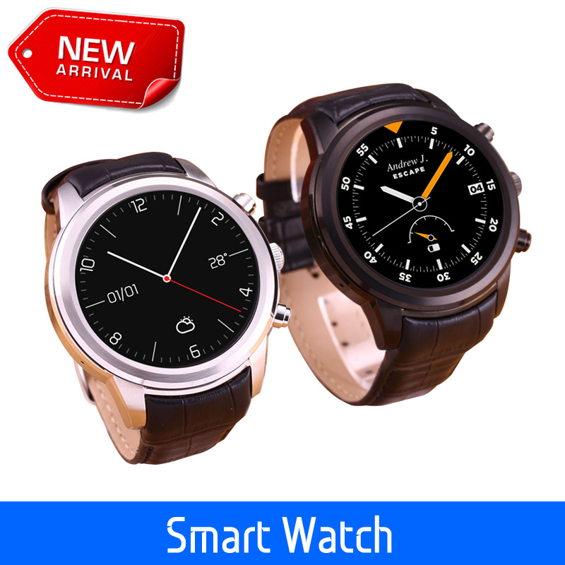 "2016 Free Shipping Smart Watch 3G X5 K18 Android WCDMA WiFi Bluetooth SmartWatch GPS 1.4"" AMOLED Display similar Huawei Watch(China (Mainland))"