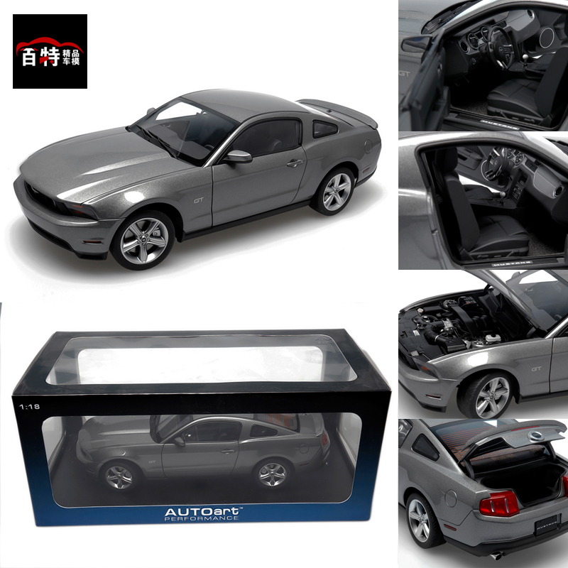 AA Germany 1:18 2010 Ford Alto Mustang GT alloy model car special offer(China (Mainland))