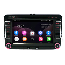 7″ Capacitive Screen Quad Core Android 4.4 Car DVD GPS Can Bus for VW Volkswagen POLO EOS PASSAT B6 Golf 5 6 Skoda Octavia