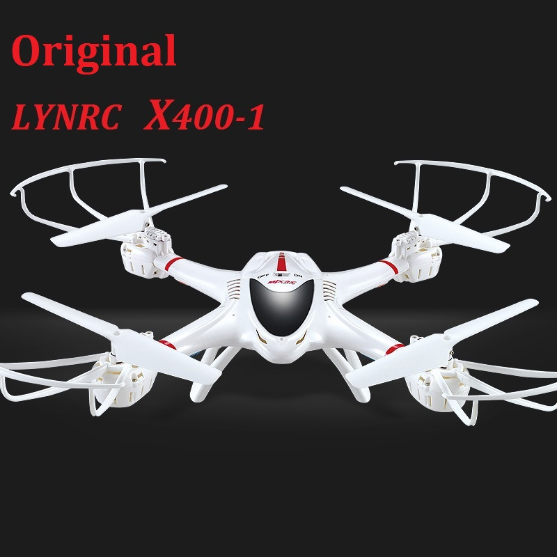 RC Helicopter Lynrc X400-1 ( Upgrade MJX X400 ) 6 Axis GYRO Drone Quadcopter can add HD FPV Camera(China (Mainland))