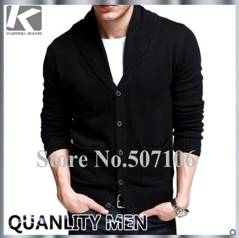 Hot selling Men's New Cardigans, Cotton Fashion Sweater,  top quality Knitted Sweater on sale, retail, drop ship and whole sale