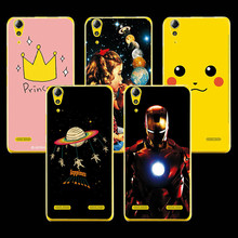 "Buy Colored Paintings Ample Phone Case Lenovo A6010 6010 Case Cover Colored Paiting Case Cover Lenovo A6010 5.0""+Free Gift for $1.39 in AliExpress store"