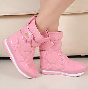 drop shippingRubber Duck snow boots movement short boots two color wholesale<br><br>Aliexpress