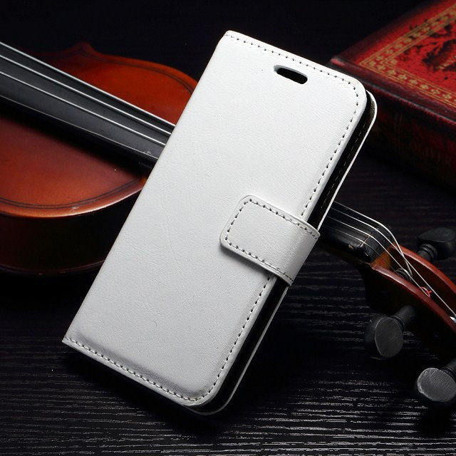 Luxury wallet bag stand retro business carzy horse TOP leather case cover for Samsung Galaxy A3 2015 A3000 A300F phone cover