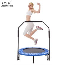New Outdoor Health Fitness Safety Net Foldable Net Round Trampoline(China (Mainland))